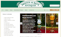 Bristol and Bath Antiques <br/> click to view