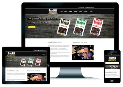 Shopping Cart Website Design Perth