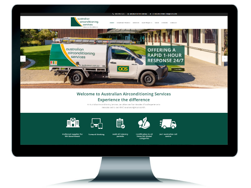 Website Design Clarkson