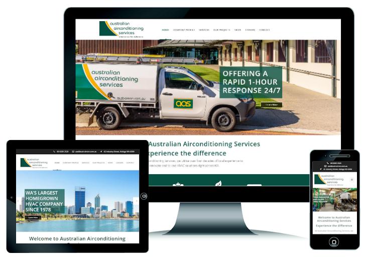 Website Design Jindalee